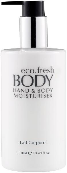 Hand & Body Moisturiser 310ml Dispenser