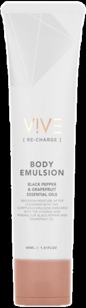 Body Emulsion (Femme) 40ml