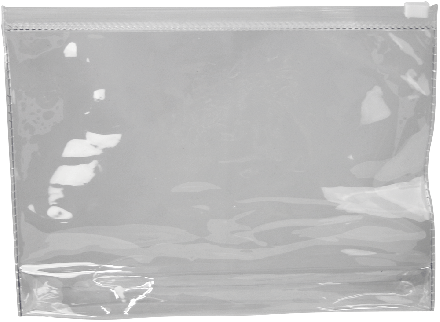 Clear Ziplock Bag