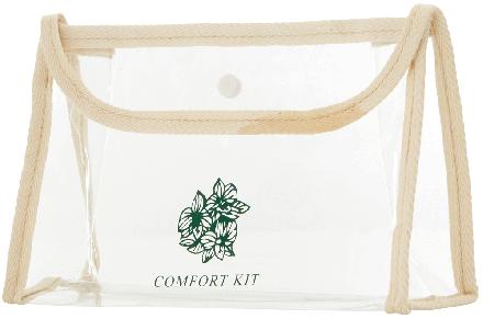 Comfort Kit Amenity Bag