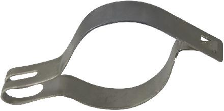 Security Coat Hanger Clip