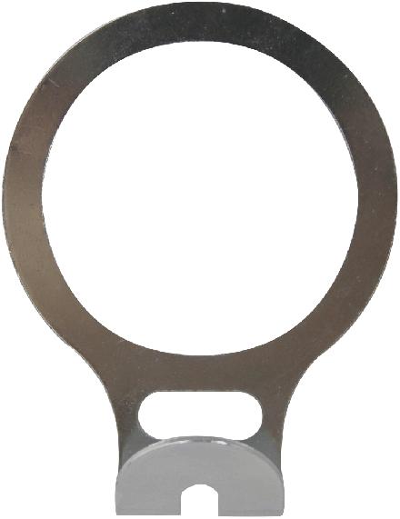 Security Coat Hanger Ring