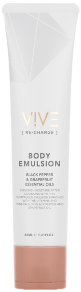 Body Emulsion (Femme) 40ml