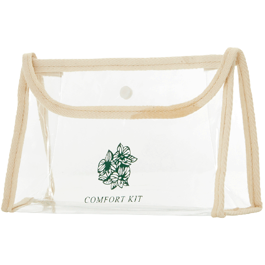 Comfort Kit Amenity Bag