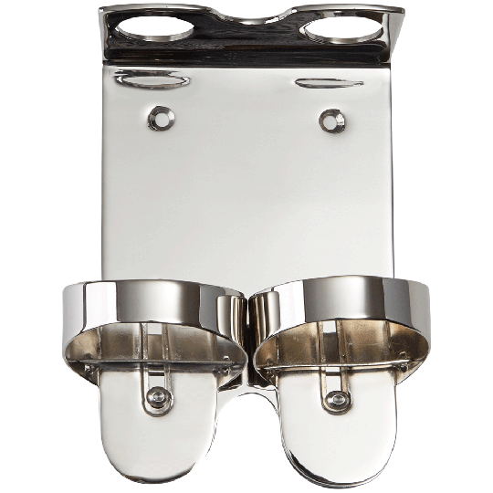 Double Dispenser Bracket