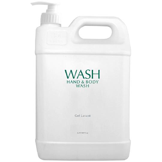 Hand & Body Wash 5L Drum