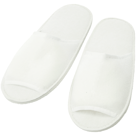 Classic Terry Towel Slippers