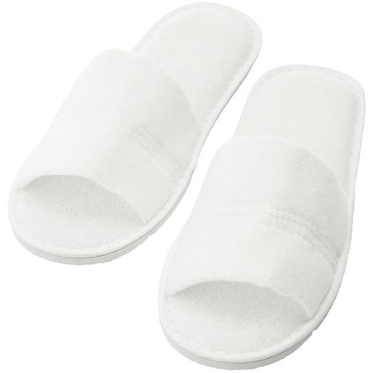 Luxury Terry Towel Slippers